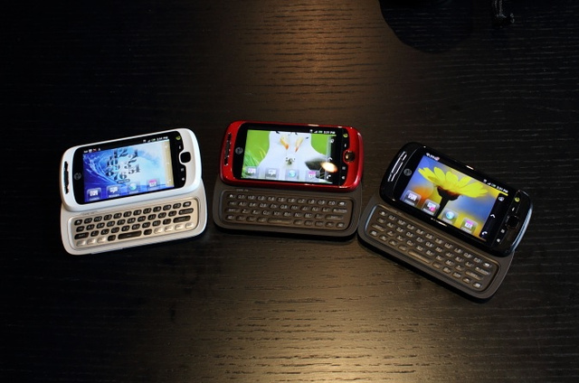 T-Mobile myTouch 3G Slide: A Mutant Android With a Sidekick Keyboard