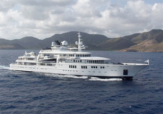 Paul Allen's Yacht Could Be Yours For $158,000,000