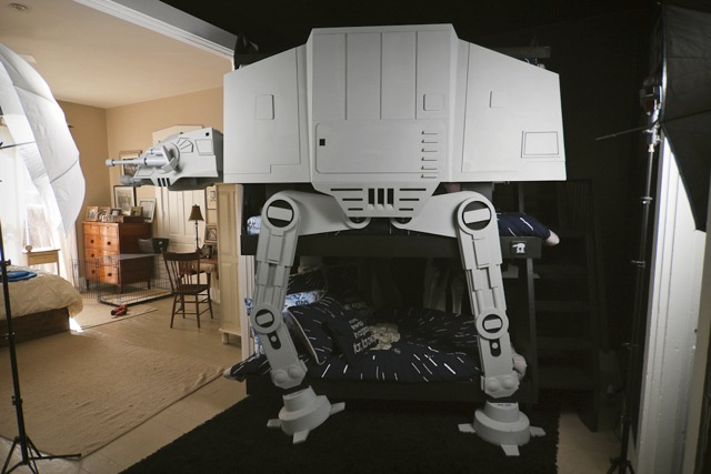 Star Wars Bed Gallery