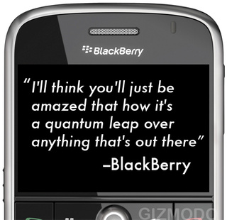 Fighting Words From BlackBerry