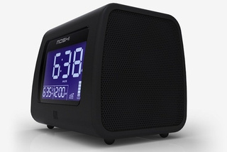 An Alarm Clock That Actually Shuts Up When Asked To