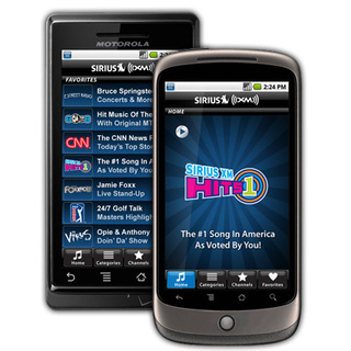 Sirius XM Radio Comes To Android With a Free 7-Day Trial
