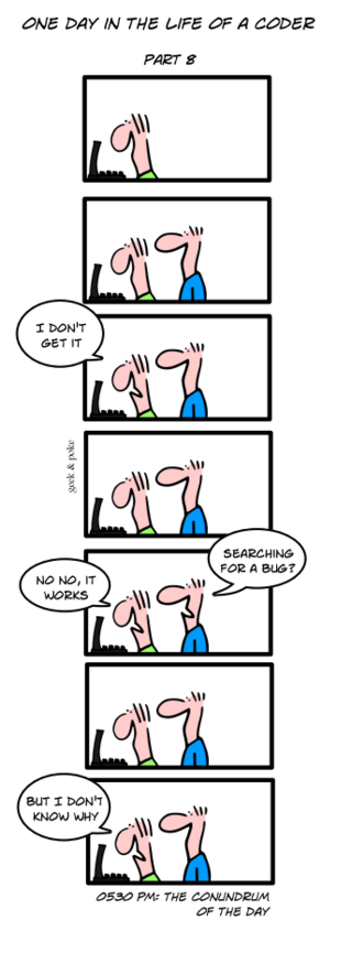 A Day In The Life Of A Coder