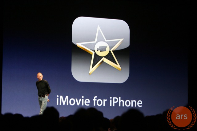iMovie for iPhone is Coming
