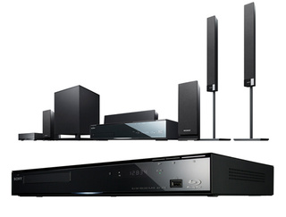 Sony's BDP-S770 Player Takes Blu-Ray Into the Third Dimension