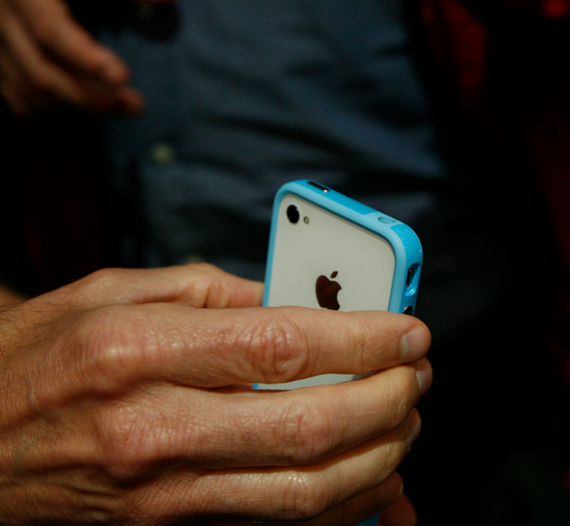 Close-Up Photos of the iPhone 4 Bumper Case