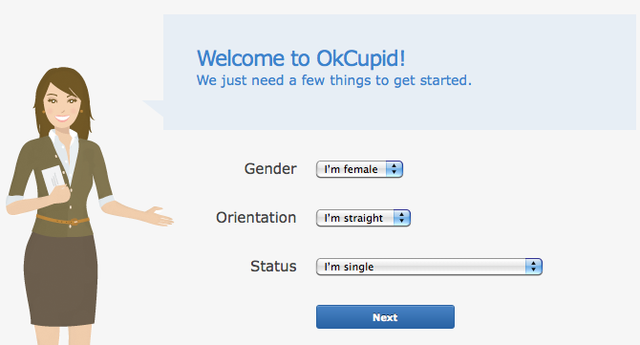 OkCupid Separates the Hotties From the Rest of Us