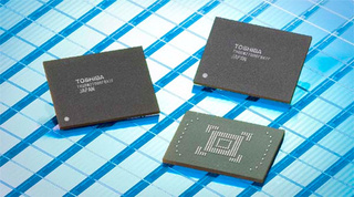 Imagine Toshiba's 128GB NAND Flash Memory In Your Next Phone