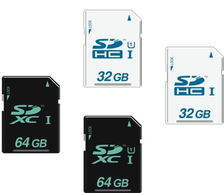 SD Cards Get High-Performance Indicators