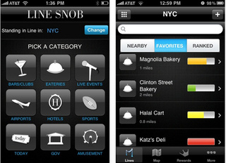 Check Tomorrow's iPhone 4 Lines With the Line Snob App