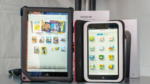 You Can Now Get a Nook HD For $150