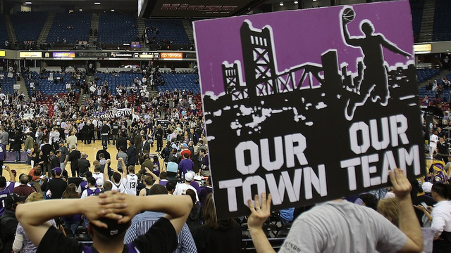 The Kings Agreed To Opt Out Of Revenue Sharing, Because The NBA…