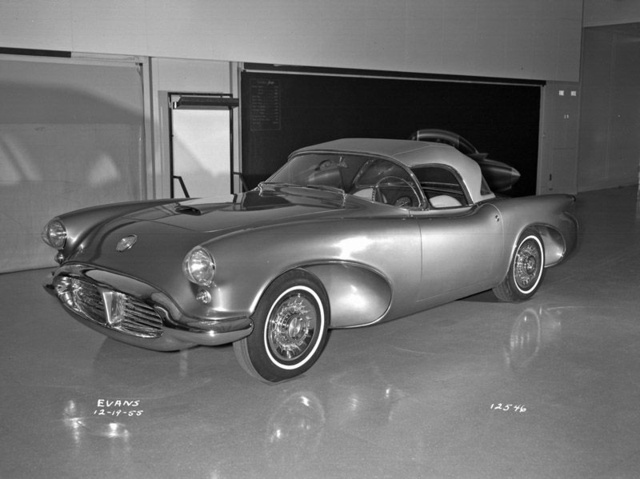 Oldsmobile F-88: Archive Photos
