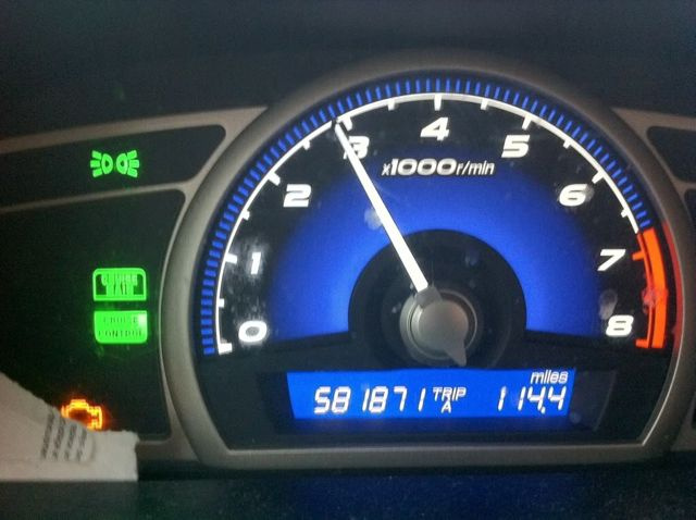 How I Put 750,000 Miles On My Honda Civic In Just Five Years