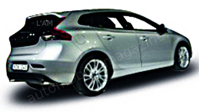The 2013 Volvo V40 Is Sweden's Answer To The Audi A3