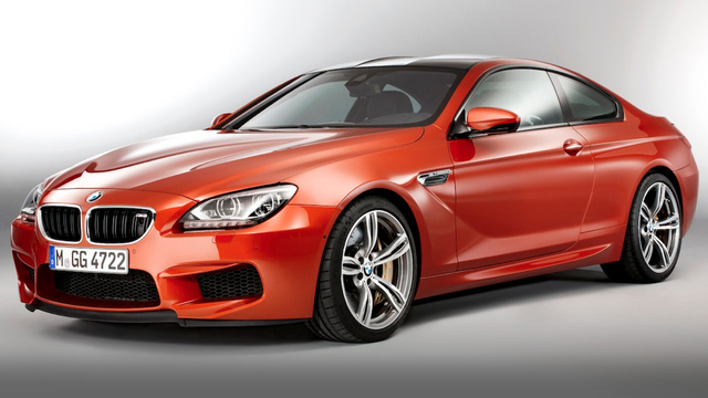 The 2012 BMW M6 Wants To Kick The CTS-V Coupe's Big American Ass