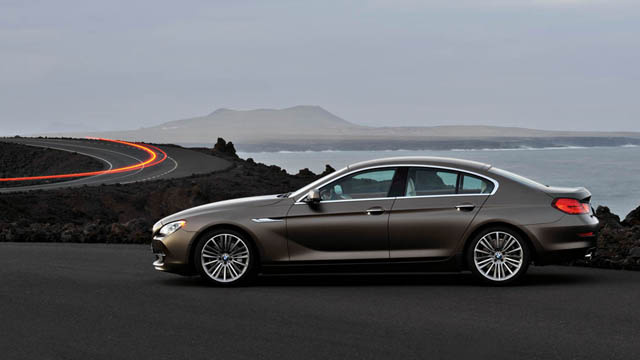 2013 BMW Gran Coupe Costs $76,895