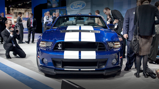 The New Shelby GT500 Convertible Wants To Eat You Alive