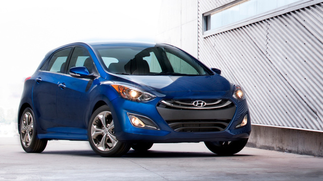 2013 Hyundai Elantra GT Is A Grander Touring Hatch