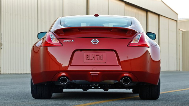 2013 Nissan 370Z: First Photos