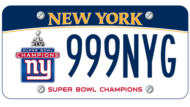 New York DMV Will Charge You $60 To Taunt Patriot Fans