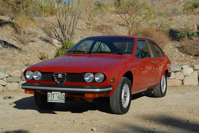 For $3,200, Is This Alfa Prime?