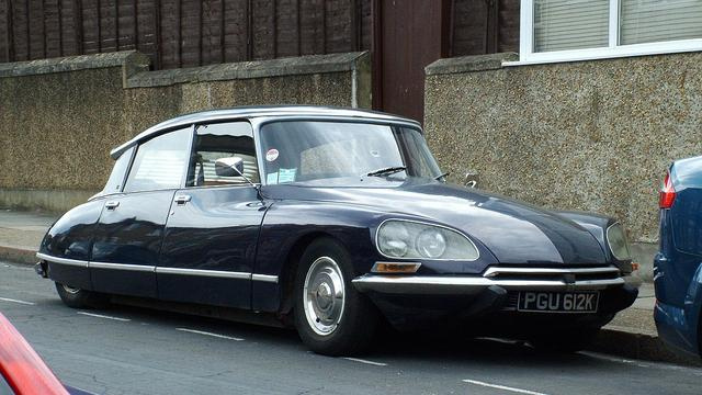 The Ten Most Quintessentially French Cars