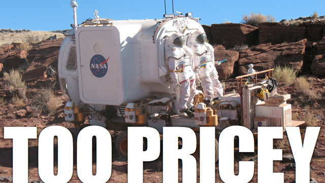 How To Build The Perfect Lunar Rover