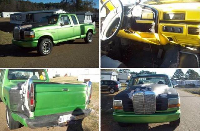 For $3,000, Built Ford Meth