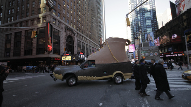 L.L. Bean Bootmobile Gallery