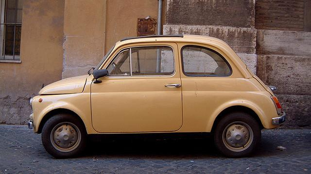 The Ten Most Quintessentially Italian Cars