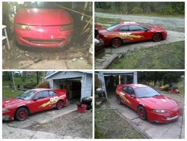 For $1,900, Be Lightning McQueen For A Day