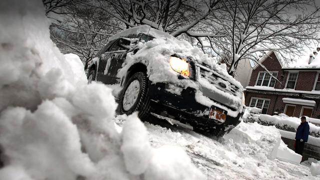Ten Tips For Safer Winter Driving