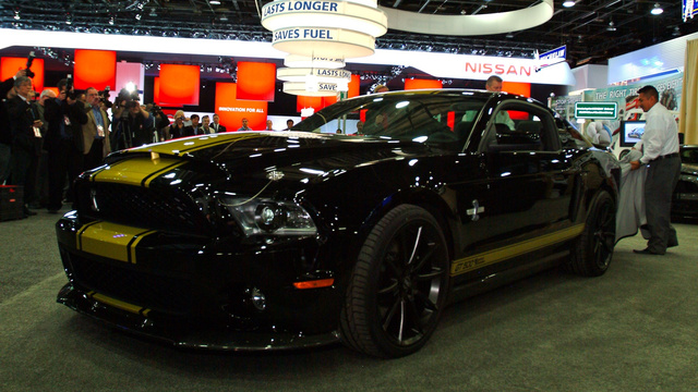 Shelby GT500 Super Snake 50th Anniversary