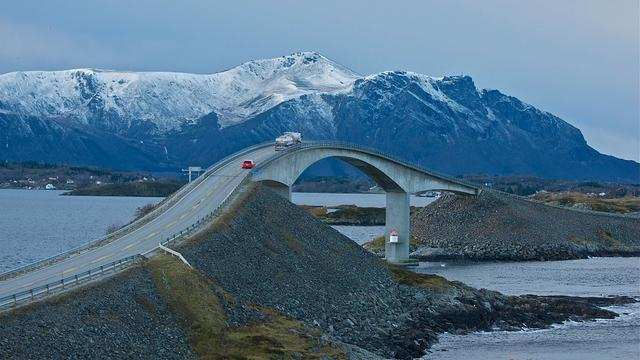 The Ten Scariest Bridges In The World