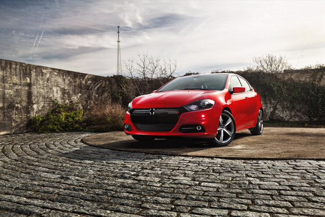 2013 Dodge Dart: First Photos