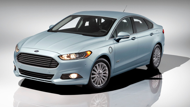 2013 Ford Fusion Energi: The World's Most Efficient Car*
