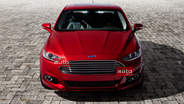 2013 Ford Fusion: This Is (More Of) It