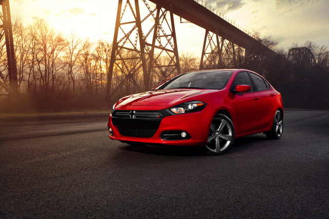 2013 Dodge Dart Live Pictures