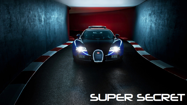The World's Most Secret Garage Entrance Is Like A Tunnel To Tron