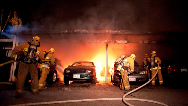 Is The Los Angeles Car Fire 'Terrorist' A German Tourist?