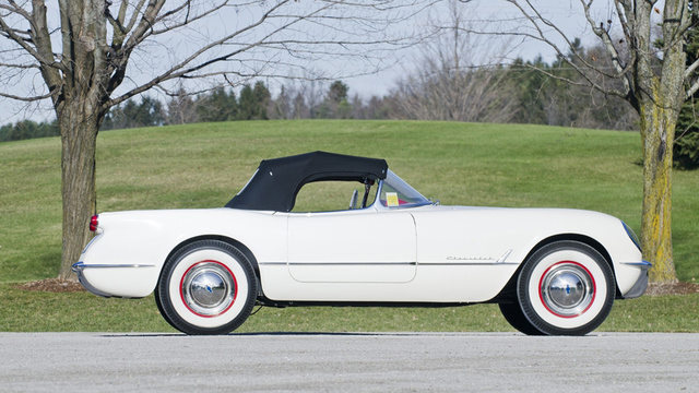 Third Corvette ever sold to cross the auction block