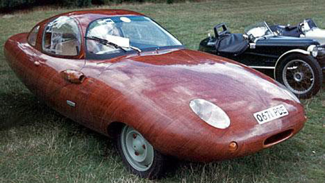 The ten coolest wooden cars of all time