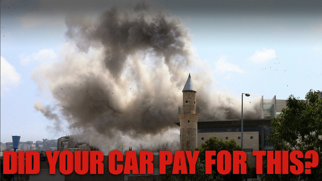 How America's used cars helped fund Middle East terrorism