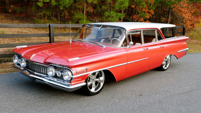 1959 Oldsmobile Wagon Gallery
