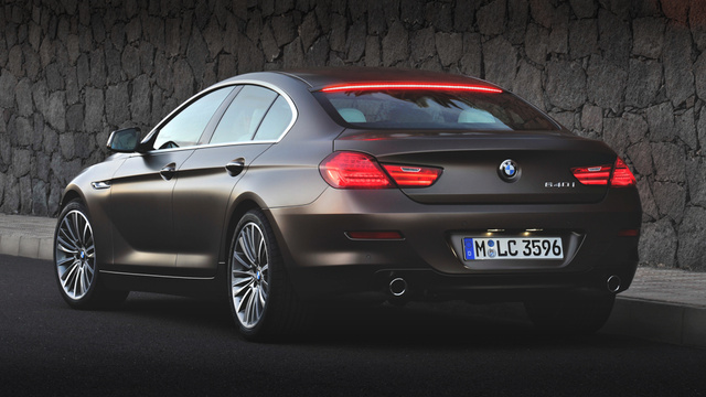 "2013 BMW 6 Series Gran Coupe: Oops, is that an ""M"" badge?"