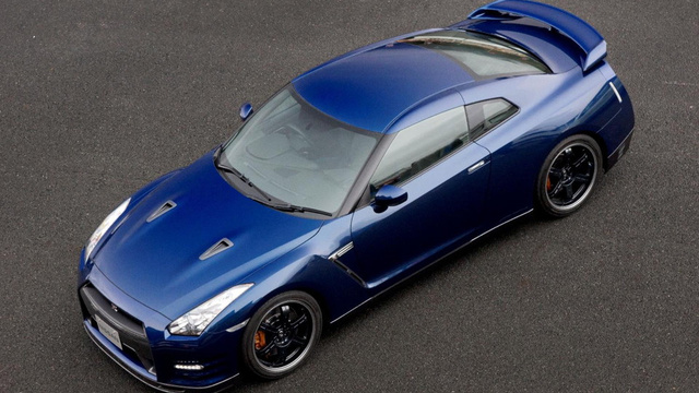 Nissan GT-R gets new pack for track rats