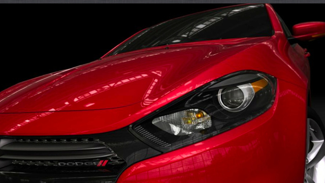 2013 Dodge Dart is the new Dodge Caliber