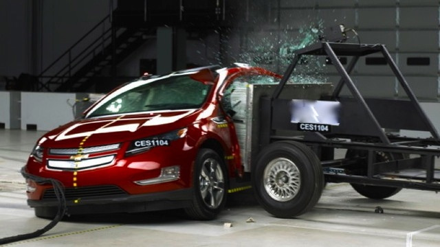 Did feds delay public disclosure of Chevy Volt fire risk to protect GM sales?