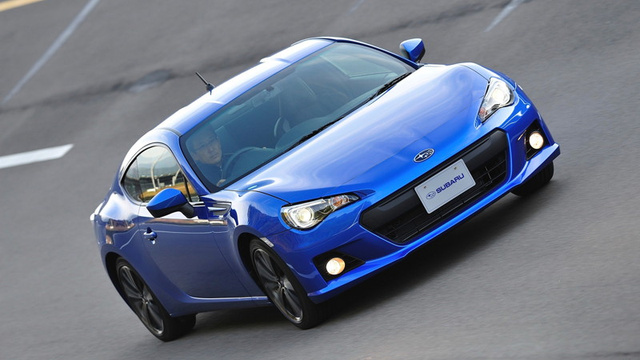 Subaru confirms turbocharged BRZ engine, doesn't confirm turbocharged BRZ